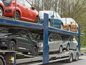 ¿Cuánto cuesta transportar un coche dentro de la Unión Europea?