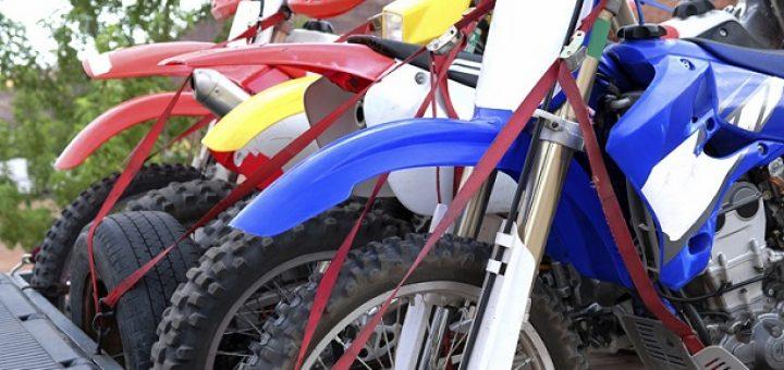 transportista de motos