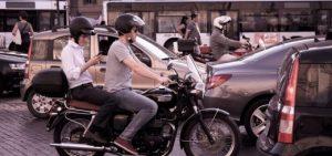 precio transporte motos en España