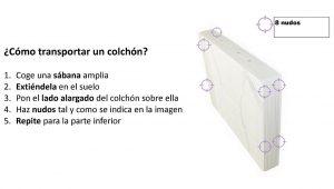 consejos para transportar un colchón