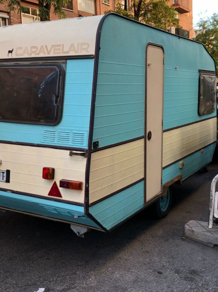 precio transporte caravana