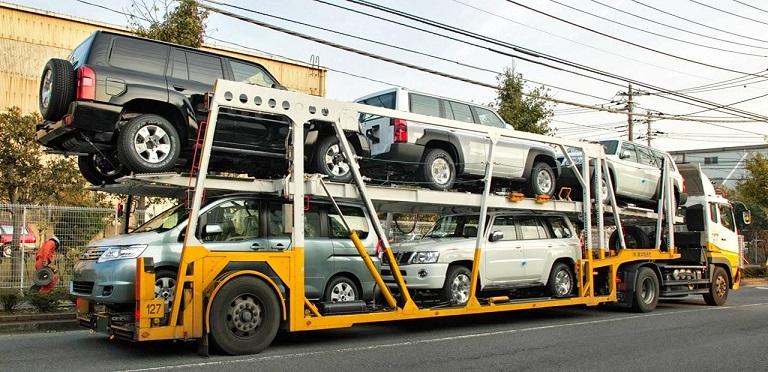 transporte de coches en europa