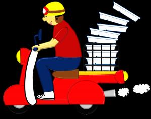 transporte de alimentos