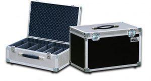 caja de transporte de instrumentos