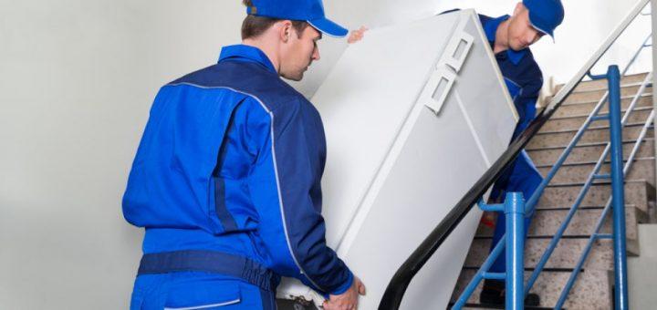 como transportar frigorificos
