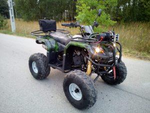 transporte de quad