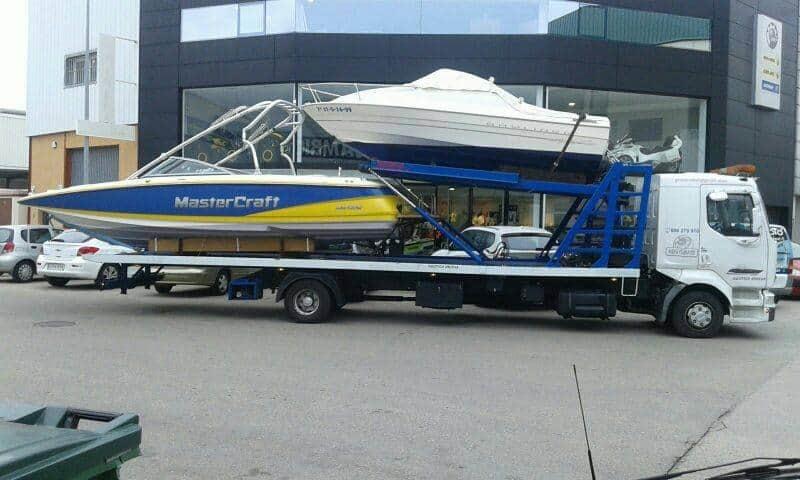 envio de barcos