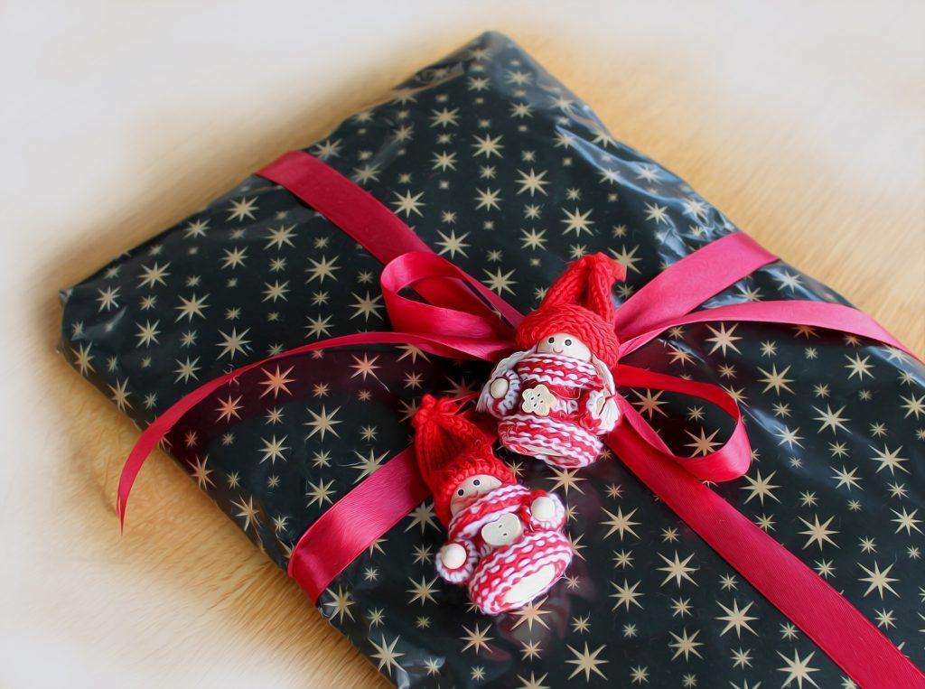paquetes con lazo