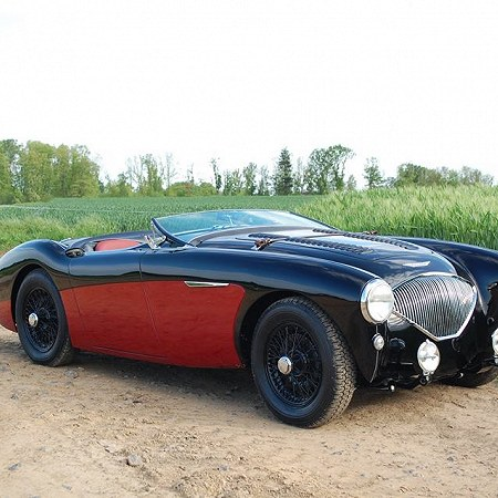 Austin Healey Classic car