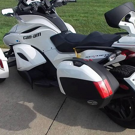 2013 Can Am Spyder LT Limited
