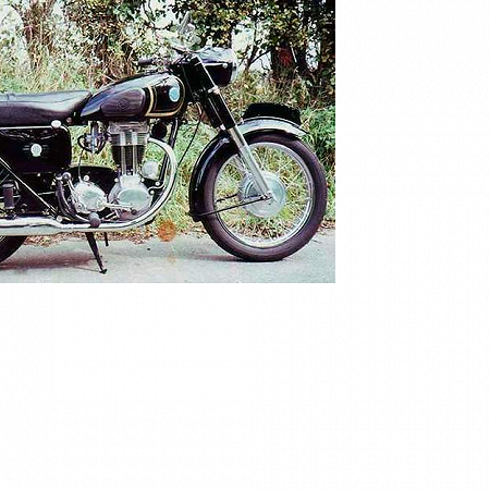 500cc Motorcycle