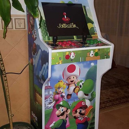 máquina recreativa