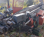 Wiertnica horyzontalna Ditch witch 8/60