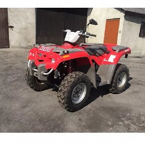 Envío quad can-am 400