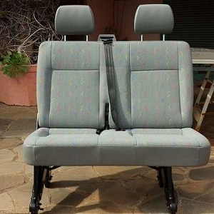 Envío sillon doble VW transporter