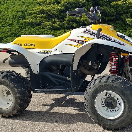 Polaris trailblazer 250