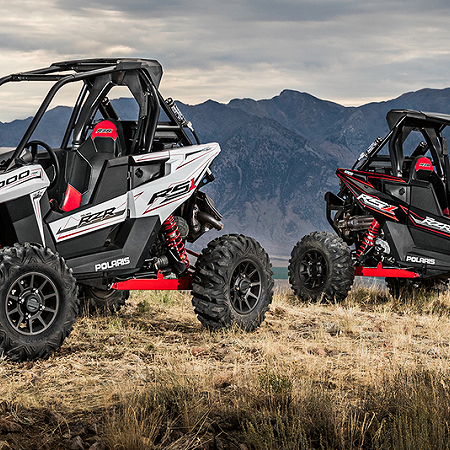 Off Road Buggy - Polaris RS1 - 2 vehicles