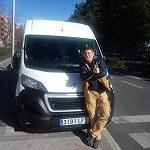 Transportista Madrid