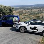 Transportista Malpartida de Plasencia, Cáceres