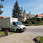 Transportista Kraków, Polska